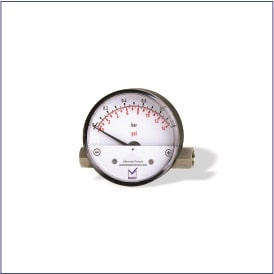 DP1 (Piston Type Differential Pressure Gauge)