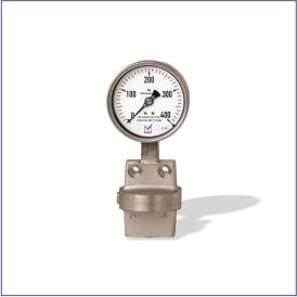 DP2 (Diaphragm Type Differential Pressure Gauge)