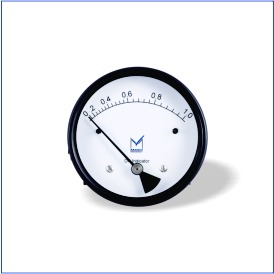 DP4 (Heavy Duty Differential Pressure Gauge)