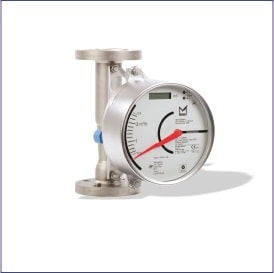 MDVB-S Metal Tube Flowmeter