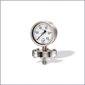 PD1 (Diaphragm Pressure Gauge)