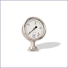 PD2 (Sanitary Diaphragm Pressure Gauge)