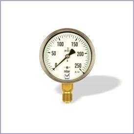 PL1 (Capsule Element Pressure Gauge)
