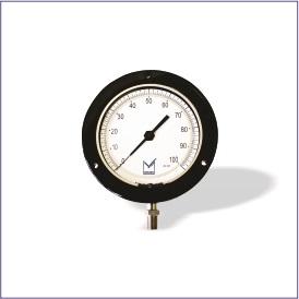 PT2 (Black Epoxy Coated Adjustable Dial Test Gauge)