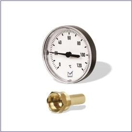 Standard   Bimetal  Temperature Gauge