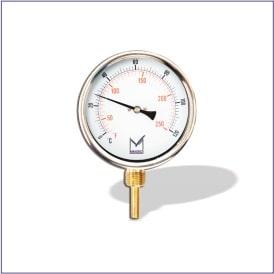 TS2 (Standard Bimetal Temperature Gauge)