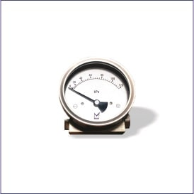 DP3 (Piston Type Differential Pressure Gauge)