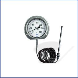 TC3 (Bimetal Capillary thermometer Model)