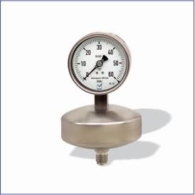 PD3 (Capsule Diaphragm Pressure Gauge)